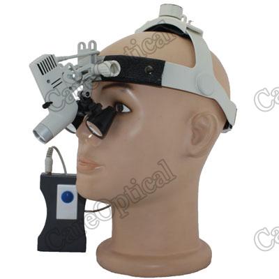 dental loupes surgical loupes with headband headlight H80