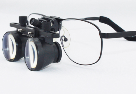 zoom lens loupes