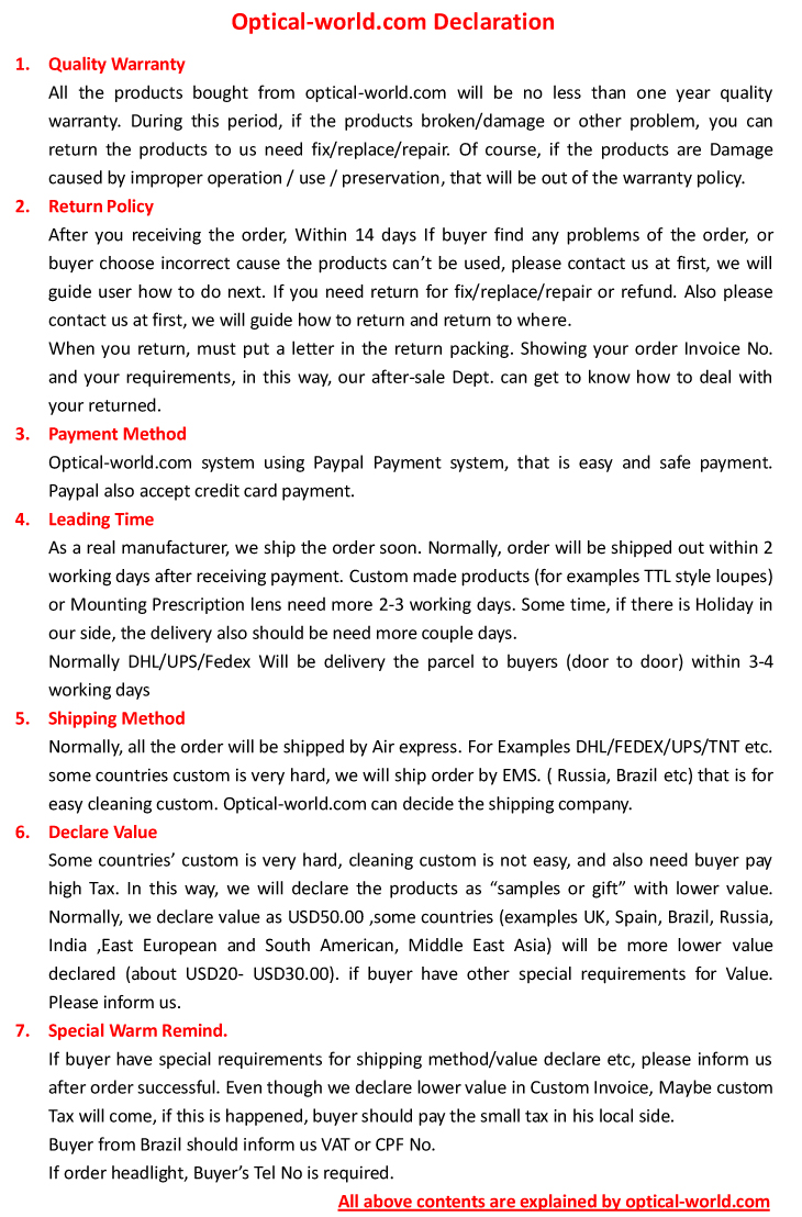 Headband prismatic loupes