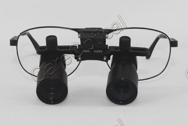 Keplerian prismatic loupes dental loupes surgical loupes 3.5X
