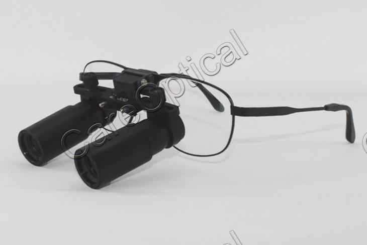 Keplerian prismatic loupes dental loupes surgical loupes 4.0X