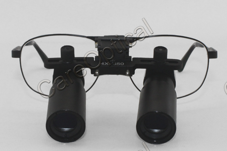 Keplerian prismatic loupes dental loupes surgical loupes 4.0X