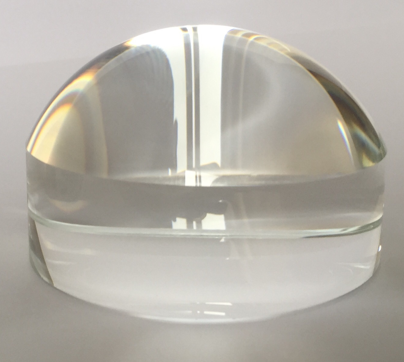 glass crystal magnifier