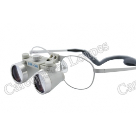 Waterproof Dental Loupes Surgical Loupes 3.5X Titanium Frames