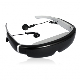 "3D Video Glasses IVS-2 98"" screen With 8G Memory"