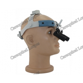 LB Headband Surgical Prismatic Loupes 5.0X