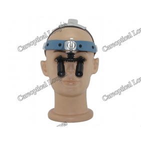 LB Headband Surgical Prismatic Loupes 8.0X
