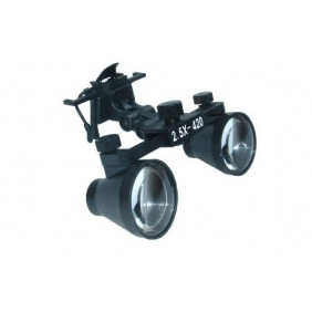 clip on loupes 2.5X + Headlight H60