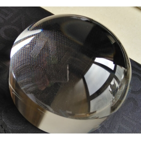 Crystal Glass magnifier