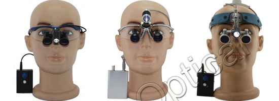 dental loupes light surgical loupes lights