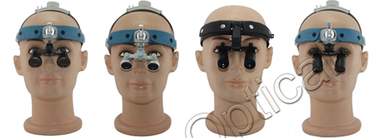 Headband loupes headband dental loupes surgical loupes