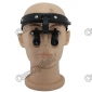 Headband Surgical Prismatic Loupes 6.0X